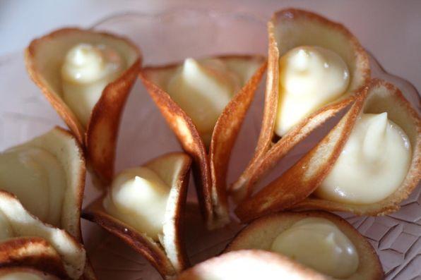 Пирожные своими руками рецепты с фото