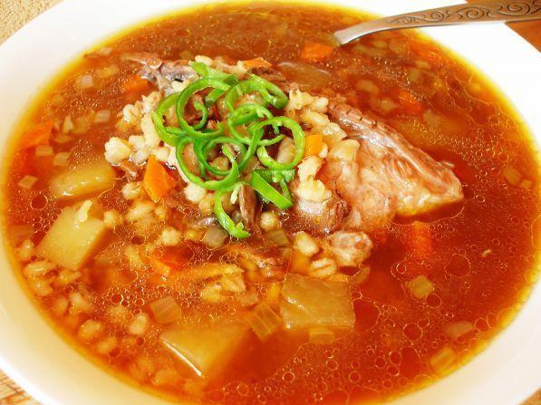 суп из белых грибов сушеных рецепт готовим дома