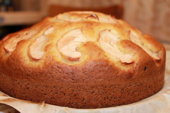 Пирог на быструю руку рецепт с фото на молоке