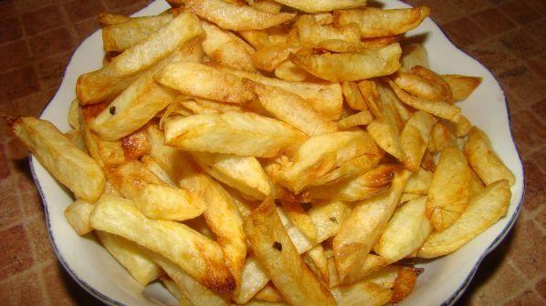 Картошка фри в домашних условиях рецепт с фото в микроволновке