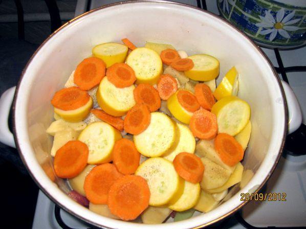 Почти думляма – кулинарный рецепт