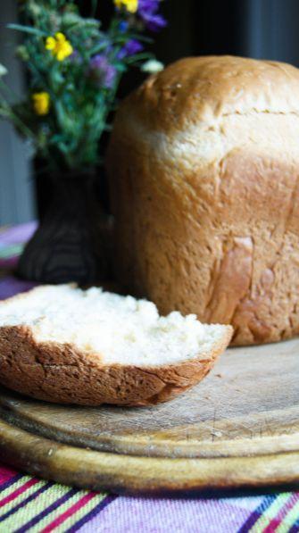 Хлеб в хлебопечке с молоком рецепты с пошагово