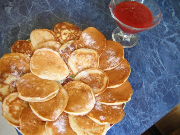 оладушки без соды рецепт