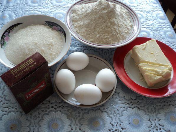 Коричные кексики – кулинарный рецепт
