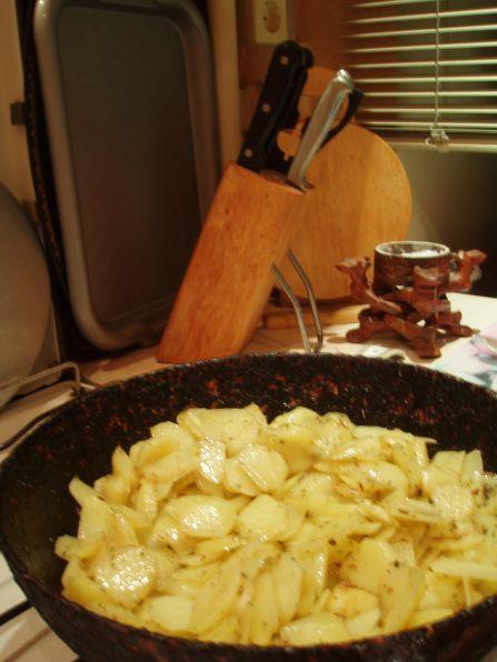 Как сделать чтобы картошка не была сухой 330