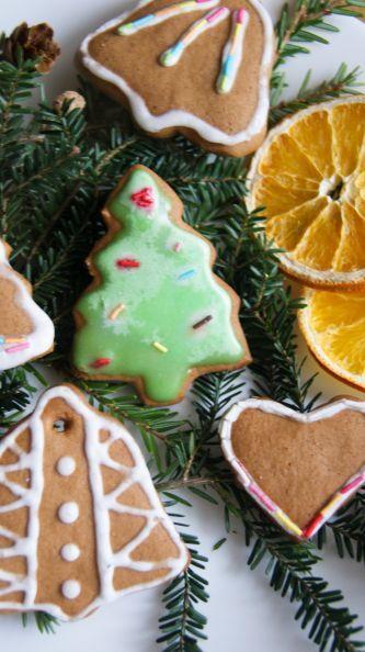 Пряник новогодний рецепт в домашних условиях с фото