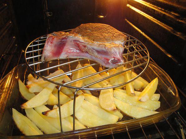 Как приготовить стейк из свинины на решетке