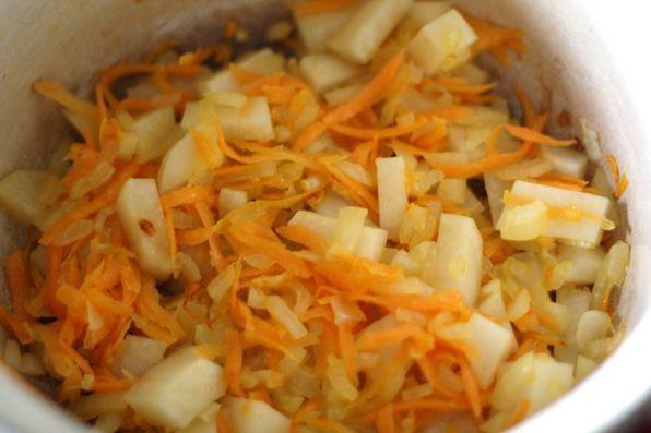 Суп с плавленным сыром и кукурузой рецепт с фото