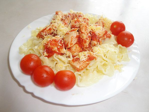 Как из томатной пасты сделать томатный соус