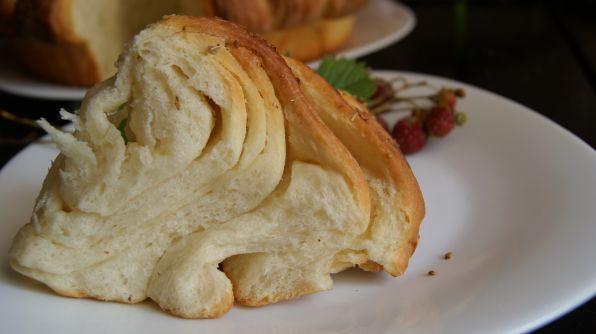 Фото: Болгарский хлеб «Подсолнечник»