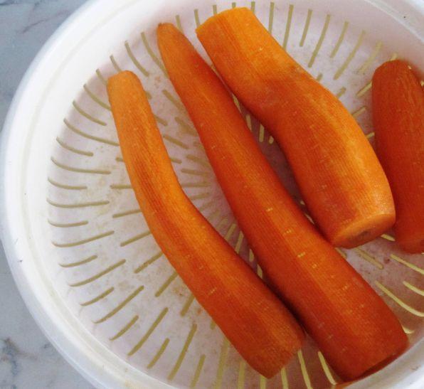 Мягкие морковные конфеты – кулинарный рецепт